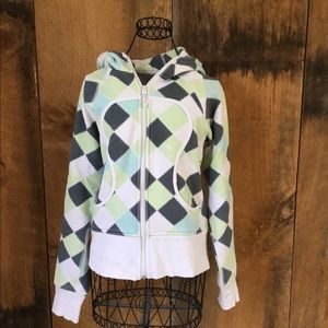 Lululemon Checkered Sweatshirt 6